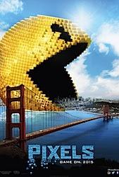 Pixels (3D) Poster