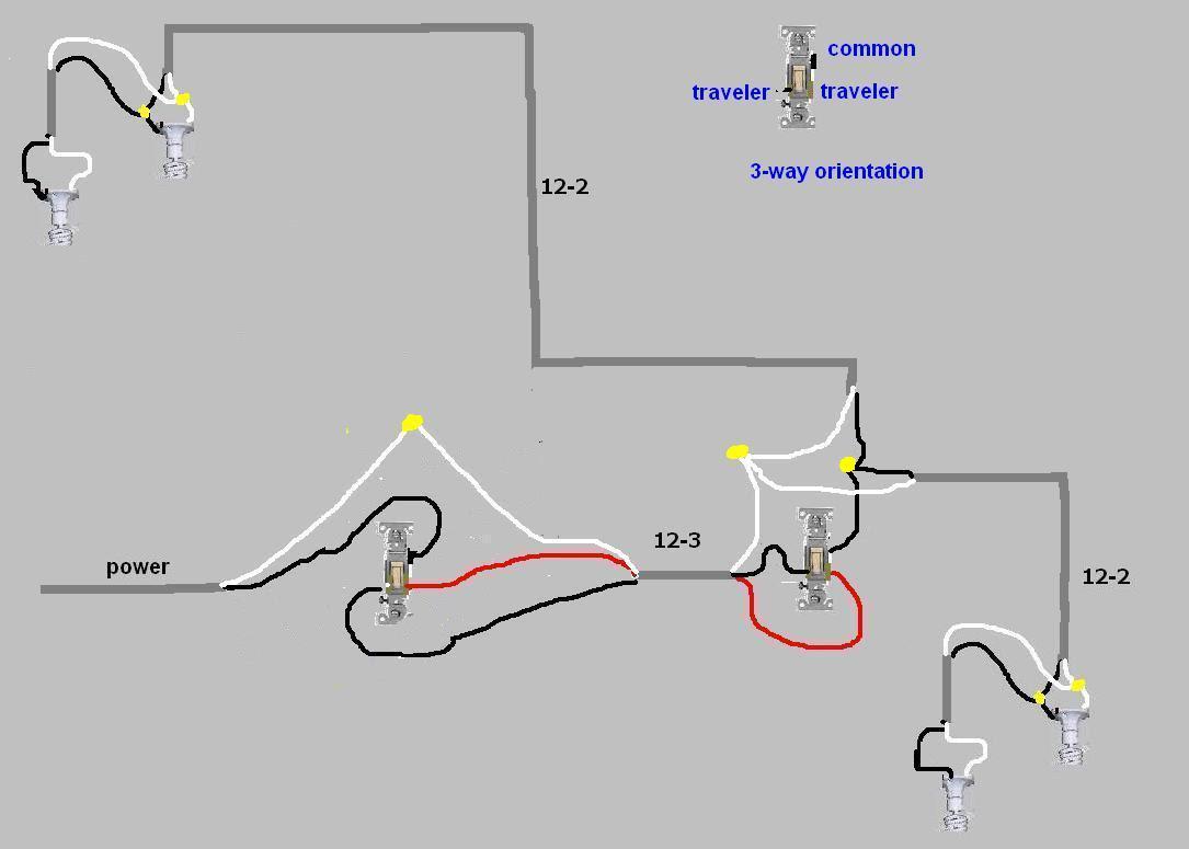 wire three way switch diagram multiple lights wiring diagram 3 way switch wiring diagram multiple lights pdf  switch wiring diagram multiple lights pdf