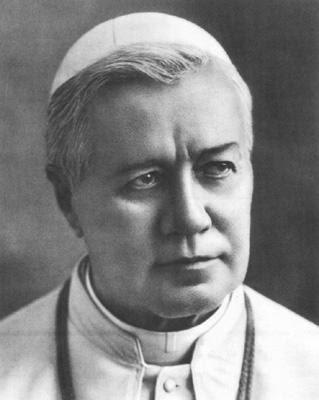 the peace pontiff