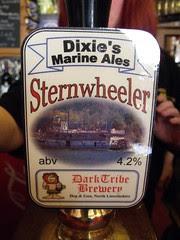 Dark Tribe, Dixie's Marine Ales Sternwheeler, England