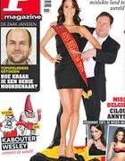 La copertina di P-Magazine