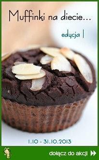 Muffinki na diecie - edycja I