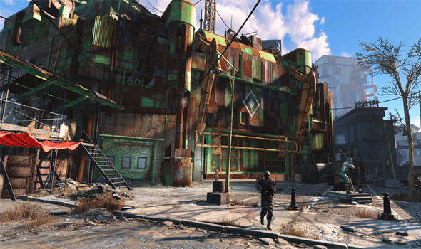The Fallout 4 Creation Kit will arrive in April, Bethesda has confirmed