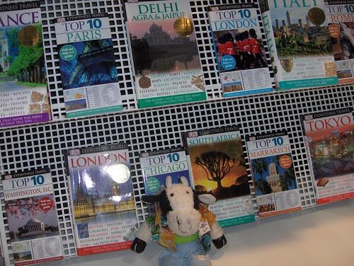 DK Eyewitness travel books. I want 'em all, especially London!