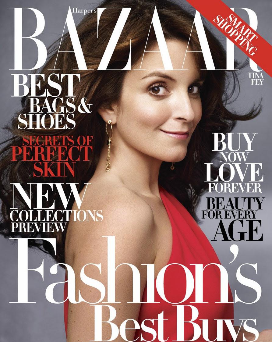 Tina Fey - Harper's Bazaar Nov 2009