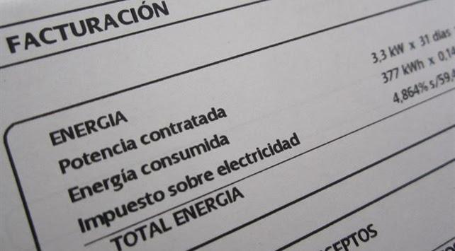 El BOE ha publicado la orden ministerial que regula la nueva factura de la luz.