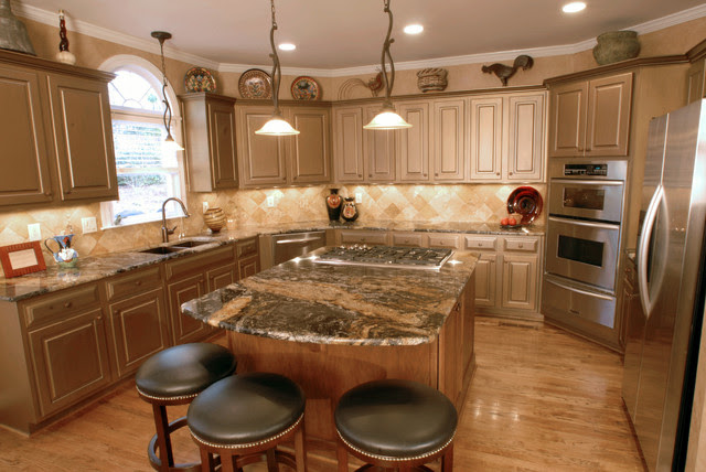 Creative Cabinets and Faux Finishes, LLC - Eclectic ...