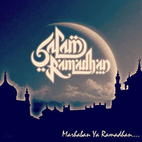 gambar dp bbm ucapan bulan puasa ramadhan  gambar