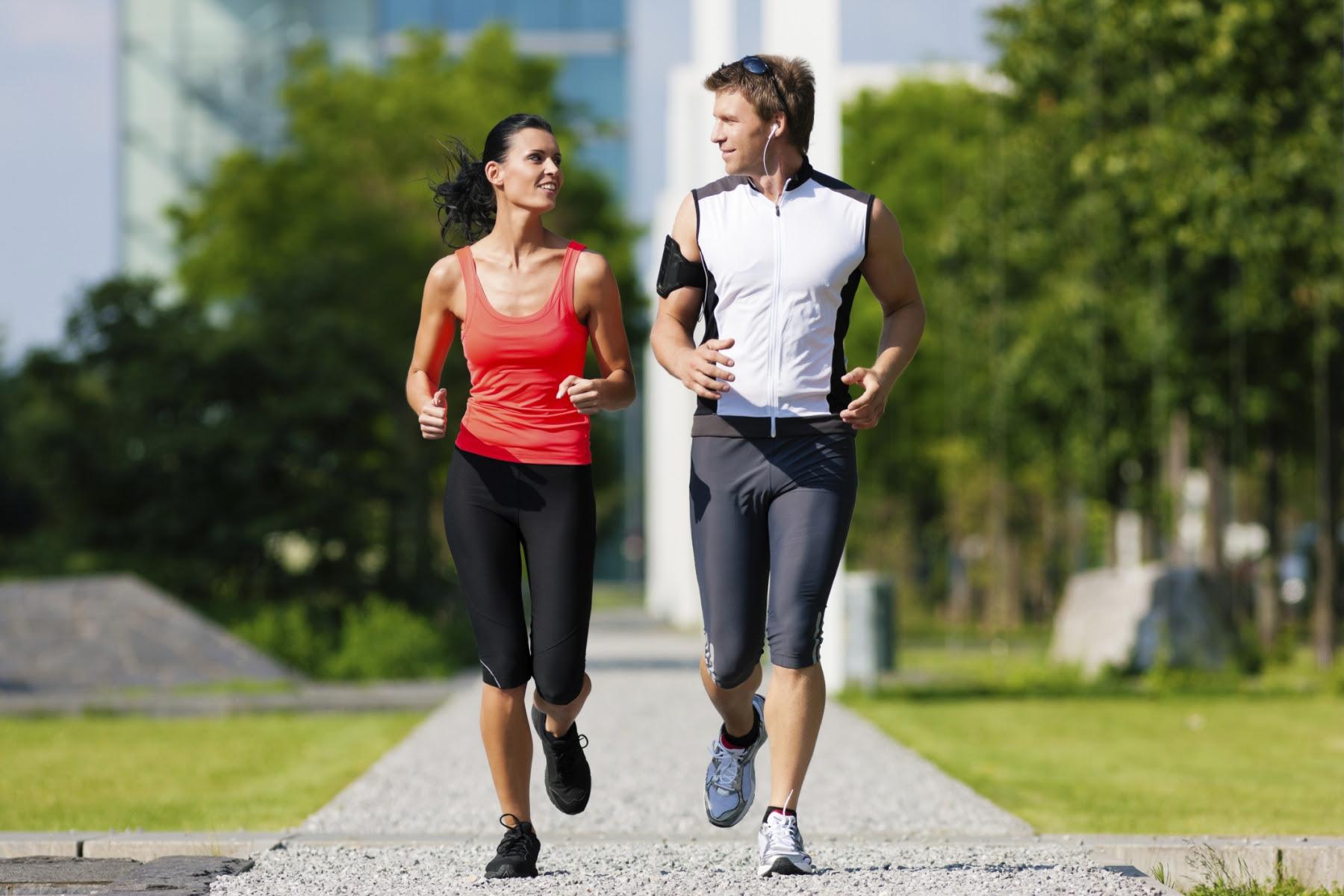 Veinte minutos de ejercicio, un antiinflamatorio saludable