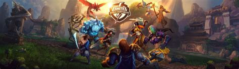 wallpaper smite world championship   games