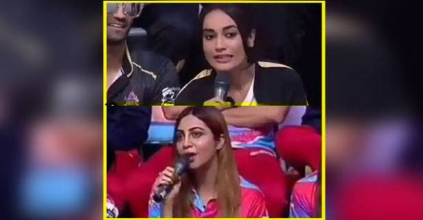 Ex-BB contestant Arshi Khan & Naagin 3 fame Surbhi Jyoti Fights Over 'Fun' And 'Phun' – See Video
