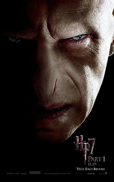 New Poster - Harry Potter and the Deathly Hallows : Part 1