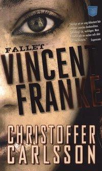 Bokomslag Fallet Vincent Franke (pocket)