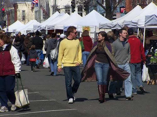 7th Street, Eastern Market