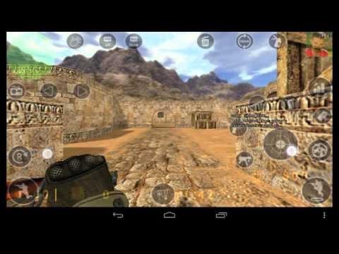 Counter Strike 1.6 Kini bisa Dimainkan di Smartphone Android Anda! oleh - infoeslcsgo.com