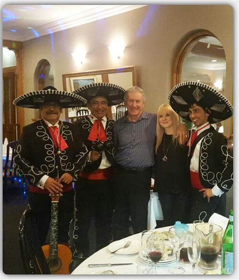 40th Annniversay with The Three Amigos Mariachi Mexican