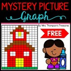Mystery Picture Graph - School Teacher