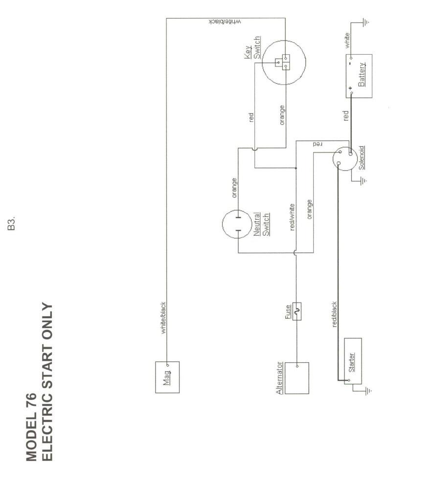 Cub Cadet Wiring Diagram