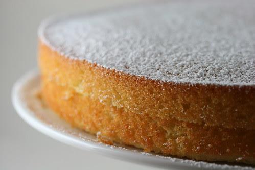 French Yogurt Cake (Tuesdays with Dorie)