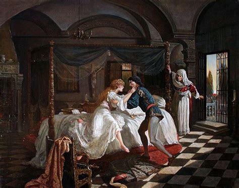romeo  juliet art juliets nurse   background