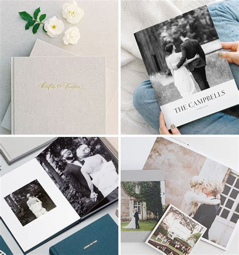 Where to Find: Places to Create Your Own Wedding Album
