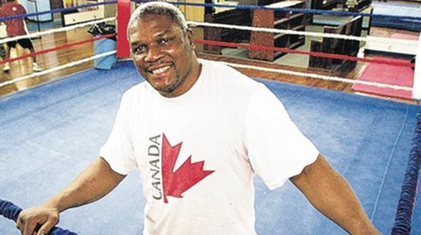 Berbick vivió un tiempo en Canadá antes de ser deportado a Jamaica, donde fue asesinado (AP)