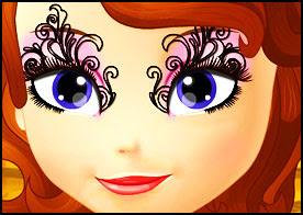Sofia Yüz Boyama Sanatı Oyunu Türkçe Oyunlar