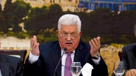 Palestinian leader Mahmoud Abbas slams Donald Trump over 'slap of the century'