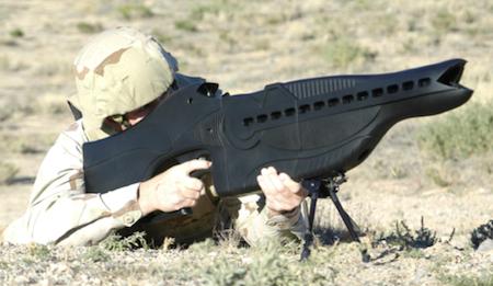 Blinding Laser Weapon