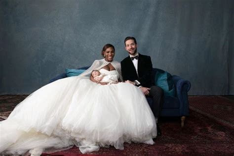 These photos of Serena Williams? wedding to Alexis Ohanian