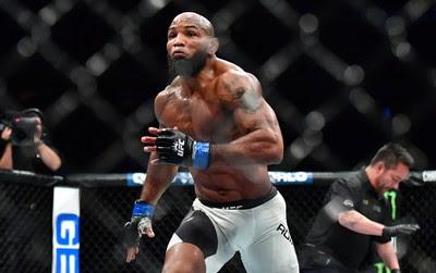 Yoel Romero UFC 205 (Foto: Jason Silva)