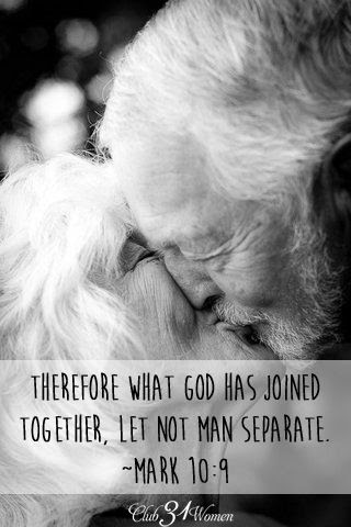 And here they are still loving each other after all these years. The Best Marriage Advice From 60 Years of Marriage
