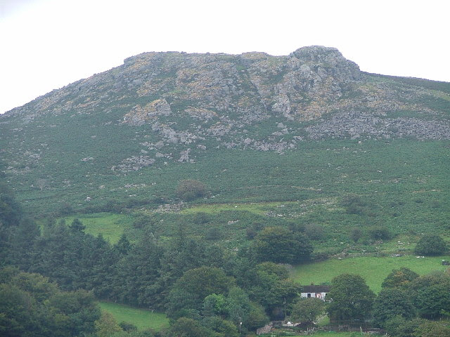 File:Sheeps Tor, Dartmoor - geograph.org.uk - 53861.jpg