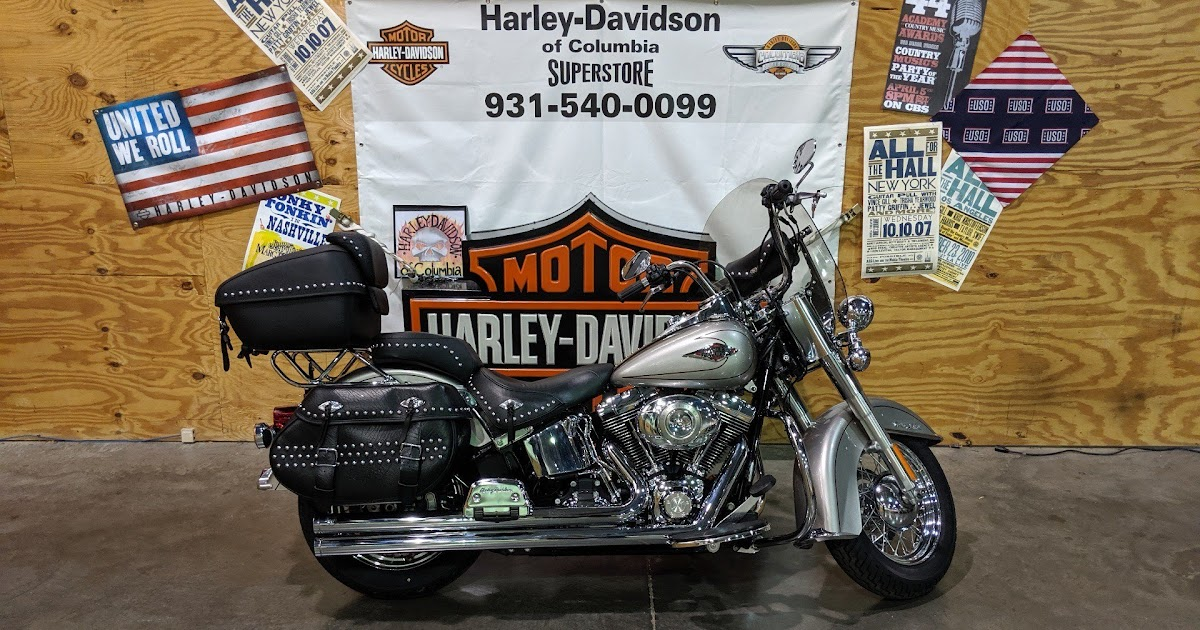 Harley Davidson Touring Box