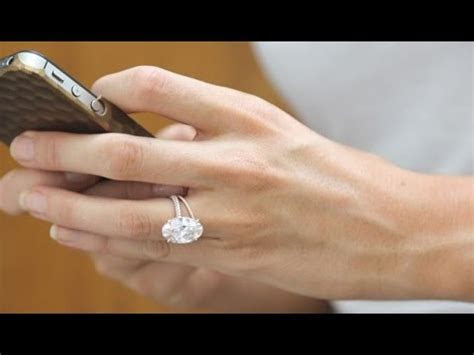 Top 10 Celebrity Engagement Rings 2016   YouTube