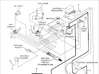 Wiring Diagram For Starter Generator