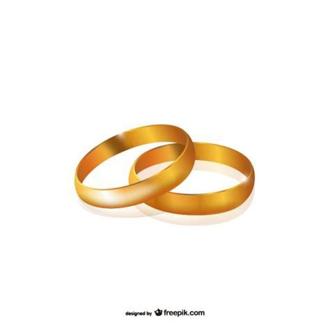 Engagement rings Vector   Free Download