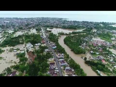 VIDEO: Inilah Kondisi Bencana Banjir Yang Melanda Sebagian Besar Kota Bengkulu dan Sekitarnya