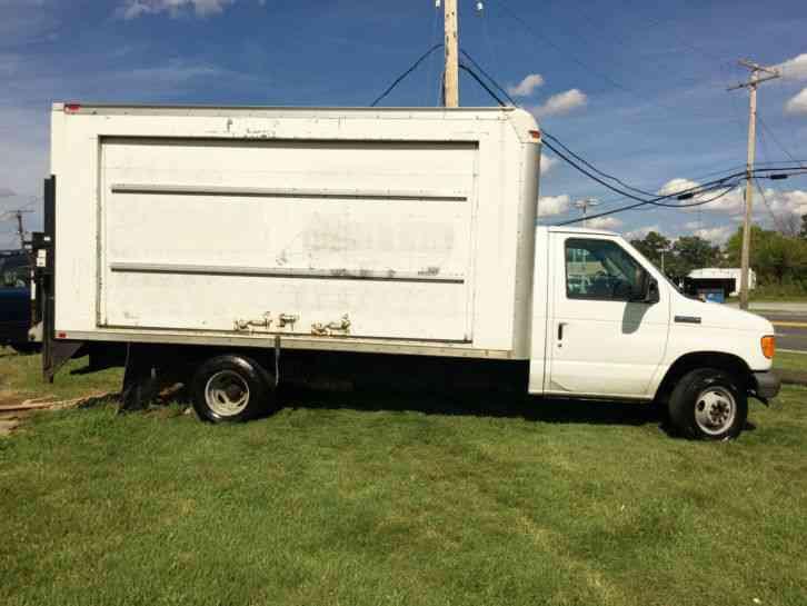 Ford Truck E 450 Fuse Box