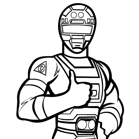 【50 ++】 Dessin Coloriage Power Rangers