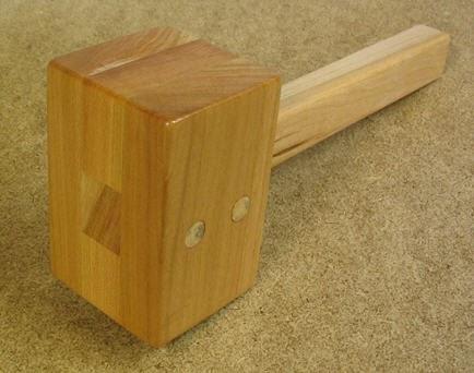 Free Design Woodworking Woodworking Mallet Plan