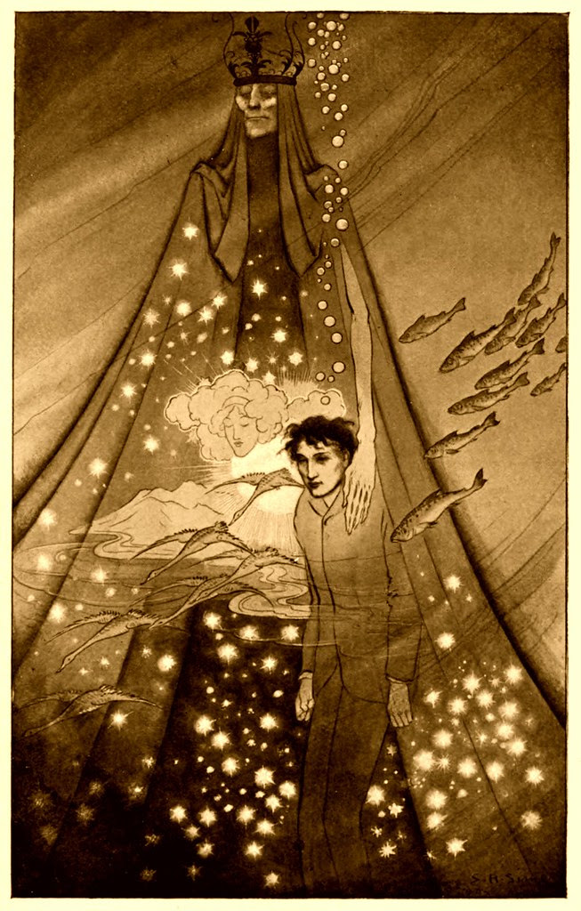 "Sidney Sime - ""Good-Bye!"" (1908)"