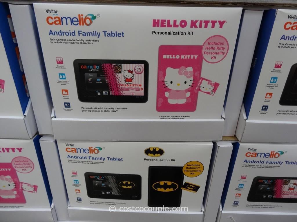 Camelio Tablet Bundle