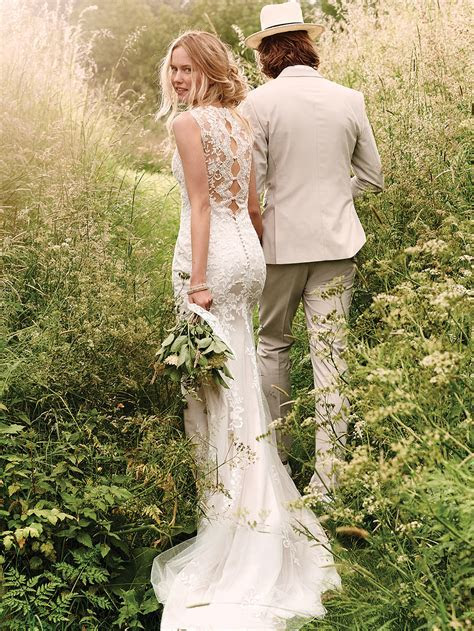 Top 20 bohemian wedding dress designers   One Boho Street