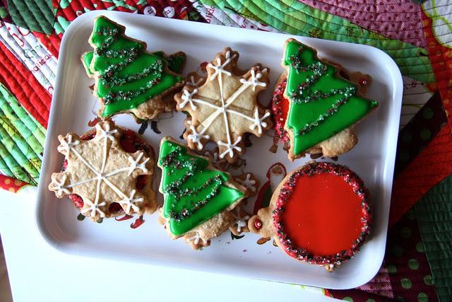 my Christmas cookies - II