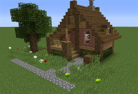 small house blueprints  link minecraft insparation