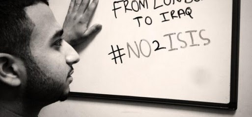 Battle of social media between ISIS and #NO2ISIS campaign goes viral