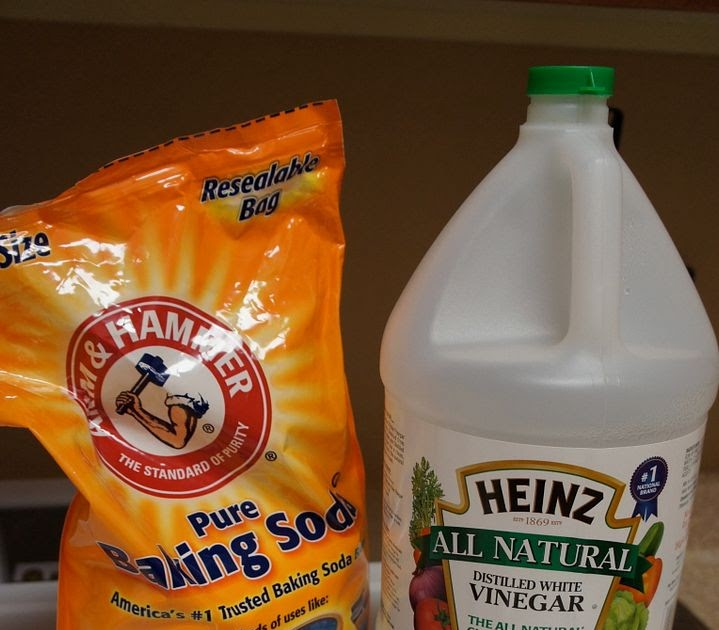 """Anne's Odds and Ends: DIY Natural """"Drano"""""""