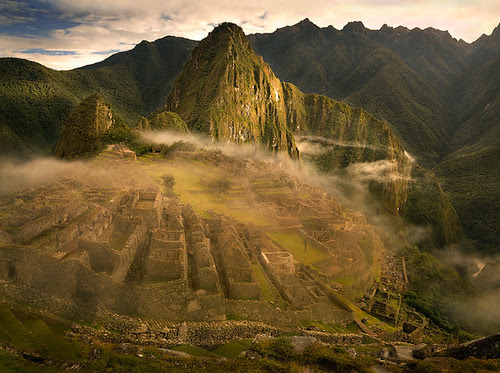 The Lost City by Michael Anderson por AndersonImages