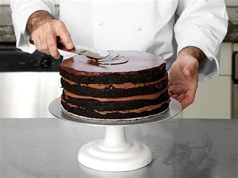 Try This at Home: How to Make a Four Layer Cake   Recipes
